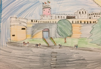01 Ponte Educativo Mediterraneo - Pesce di Pace 2019 - Città di Trento Scuola Sanzio