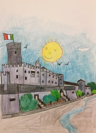 03 Ponte Educativo Mediterraneo - Pesce di Pace 2019 - Città di Trento Scuola Sanzio
