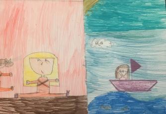 24 Ponte Educativo Mediterraneo - Pesce di Pace 2019 - Musei di Trento Scuola Sanzio