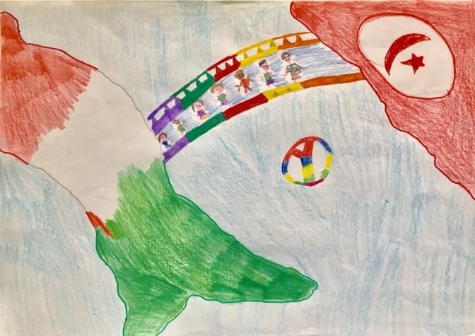 01.5 Ponte Educativo Mediterraneo - Venezia Pesce di Pace - Istituto Scolastico Italiano G. B. Hodierna Tunisi