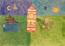 05 disegno-murano-scuola-cerutti-progetto-ponte-educativo-mediterraneo-venezia-pesce-di-pace classe quarta