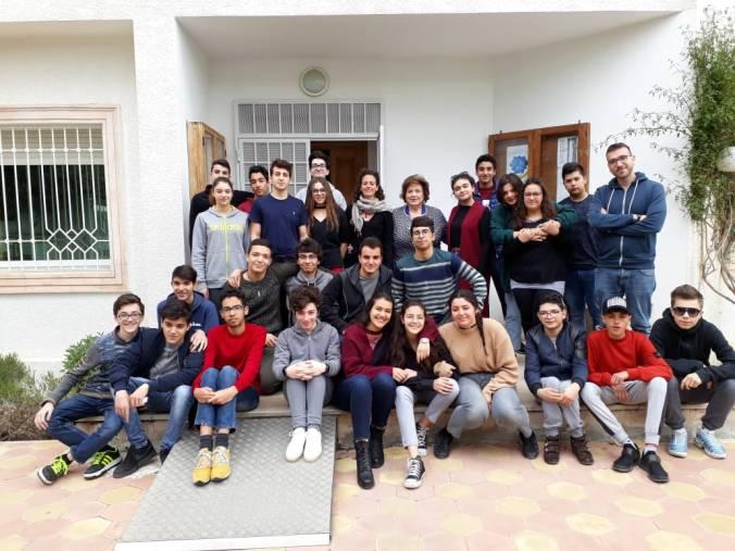 LICEO FOTO tunisi progetto ponte educativo mediterraneo istituto italiano scolastico hodierna.JPG