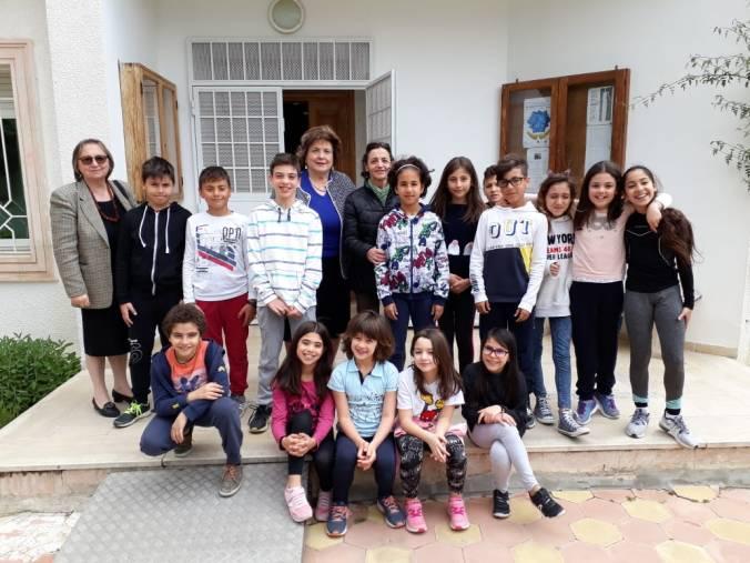 primaria FOTO tunisi progetto ponte educativo mediterraneo istituto italiano scolastico hodierna.JPG