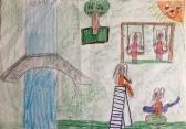 012 scuola primaria zambelli venezia pesce di pace mappa ponte educativo mediterraneo - CLASSE QUARTA DISEGNI