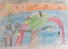 012 scuola primaria zambelli venezia pesce di pace mappa ponte educativo mediterraneo - CLASSE SECONDA DISEGNI