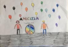 012 scuola primaria zambelli venezia pesce di pace mappa ponte educativo mediterraneo - CLASSE TERZA DISEGNI