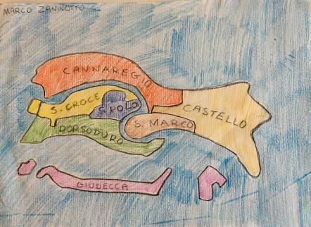 014 Istituto Figlie di San Giuseppe del Caburlotto Venezia - Ponte Educativo Mediterraneo - Venezia Pesce di Pace