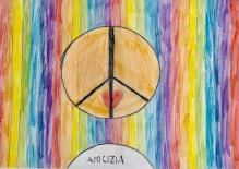 014 scuola primaria zambelli venezia pesce di pace mappa ponte educativo mediterraneo - CLASSE TERZA DISEGNI