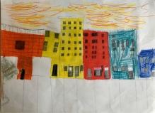 015 classe 5A Scuola Giacinto Gallina - Ponte Educativo Mediterraneo Venezia Pesce di Pace