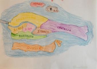 018 Istituto Figlie di San Giuseppe del Caburlotto Venezia - Ponte Educativo Mediterraneo - Venezia Pesce di Pace