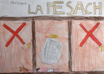 026 Venezia Istituto Cavanis padri Dorsoduro scuola disegni Progetto Ponte Educativo Mediterraneo pesce di pace - classe quinta