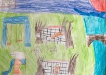 04 scuola primaria zambelli venezia pesce di pace mappa ponte educativo mediterraneo - CLASSE QUARTA DISEGNI