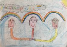 04 scuola primaria zambelli venezia pesce di pace mappa ponte educativo mediterraneo - CLASSE TERZA DISEGNI
