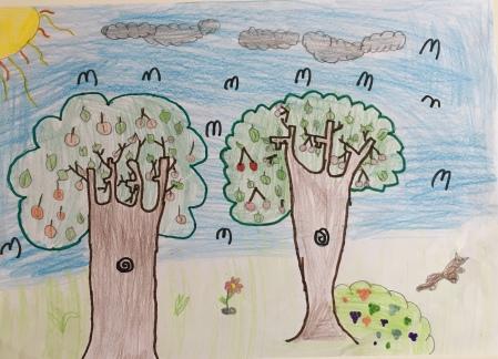 06 scuola primaria zambelli venezia pesce di pace mappa ponte educativo mediterraneo - CLASSE SECONDA DISEGNI