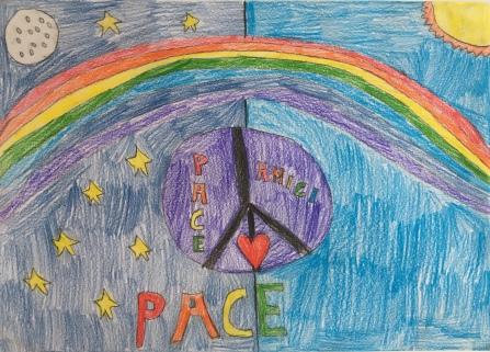 06 scuola primaria zambelli venezia pesce di pace mappa ponte educativo mediterraneo - CLASSE TERZA DISEGNI