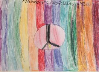 08 scuola primaria zambelli venezia pesce di pace mappa ponte educativo mediterraneo - CLASSE TERZA DISEGNI