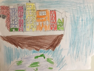 09 classe 5A Scuola Giacinto Gallina - Ponte Educativo Mediterraneo Venezia Pesce di Pace