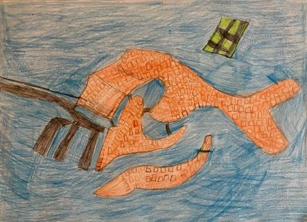 09 Istituto Figlie di San Giuseppe del Caburlotto Venezia - Ponte Educativo Mediterraneo - Venezia Pesce di Pace