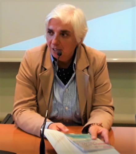 Paola Mar assessore al turismo venezia 23 maggio 2019.png