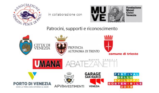 Patrocinio Partner Sponsor evento 29 maggio 2019 a Venezia Palazzo Ducale - Ponte Educativo Mediterraneo