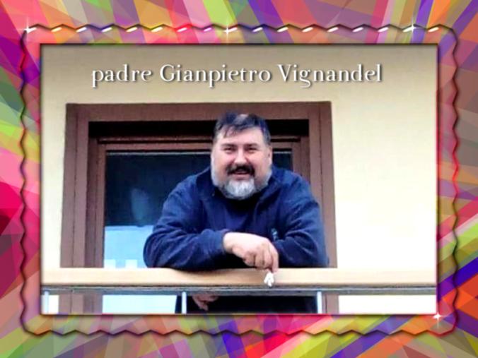 padre Gianpietro Vignandel - Cappuccini Nord est - COVID-19